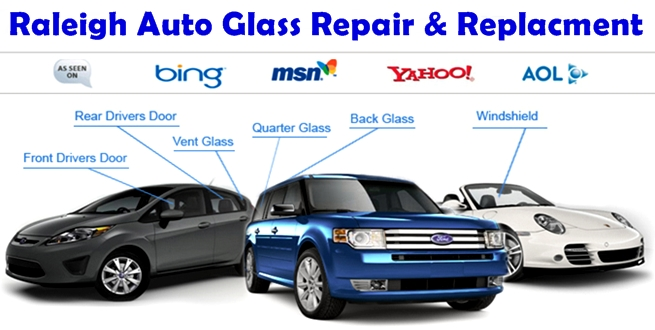 auto glass repair in raleigh